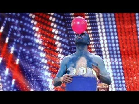 Blair Christie - Britains Got Talent 2011 Audition - itv.comtalent