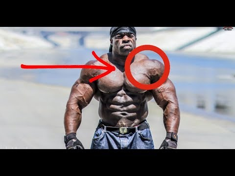 KALI MUSCLE IS USING STEROIDS!