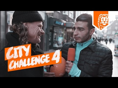 CITY CHALLENGE met TOUZANI – EINDHOVEN