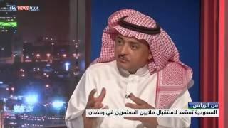 السعودية تستعد لاستقبال ملايين المعتمرين في رمضان