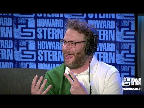 Seth Rogen Remembers the Time He Met Steven Spielberg While Smoking Pot