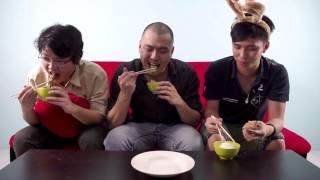 Three's Company - Oreo's, Granola Bar And Vanilla Coke With Rice