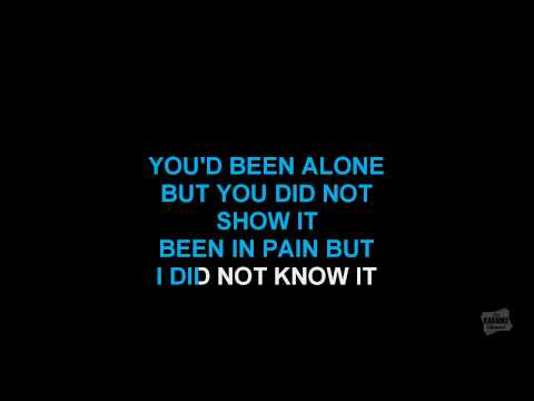 Back To You in the style of Bryan Adams karaoke sing-along with lyrics Mp3