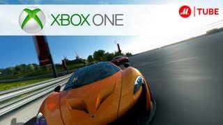Xbox One: Forza Motorsport 5 официальный трейлер