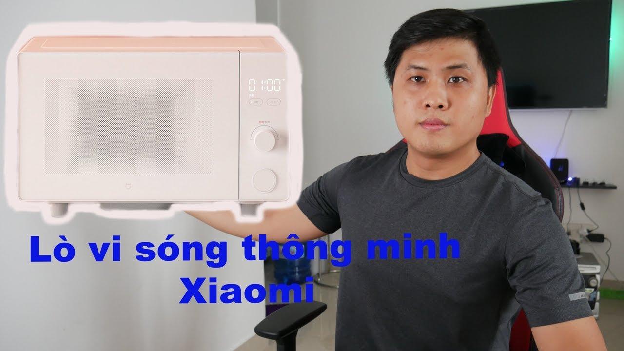 Lò vi sóng cũng phải thông minh – Xiaomi Mijia MWBLXE1ACM
