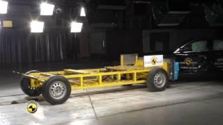 2017 5 Series Euro NCAP Crash Tests