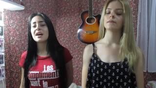 Michely Manuely ft.  Mileny Lima - Silencio de Deus