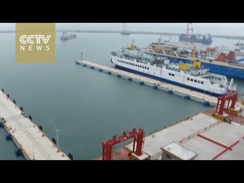 Hainan reveals design for new artificial eco-island
