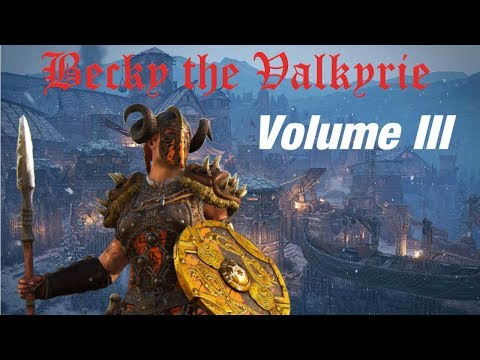 The Adventures of Becky the Valkyrie   Volume 3