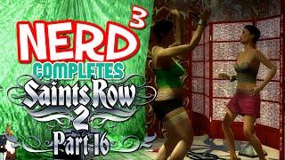 Nerd³ Completes... Saints Row 2  - 16 - Frat-ricide