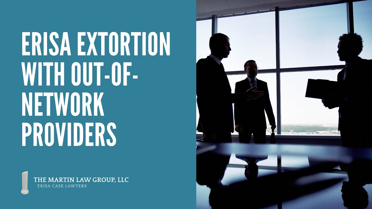 Jones v. Aetna: Addressing Extortion with Out-of-Network Providers