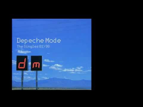 Depeche Mode - The Singles 81»98 (Box Set) front cover