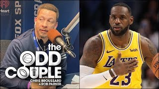 Championship Or Bust Narrative Is Hurting Nba Ratings - Chris Broussard