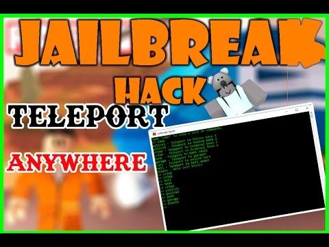 roblox jailbreak teleport hack