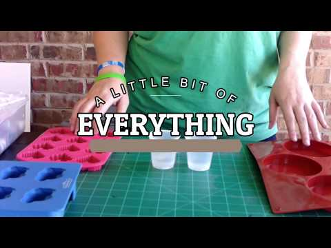 How I Use Leftover Tumbler Epoxy In Silicone Molds