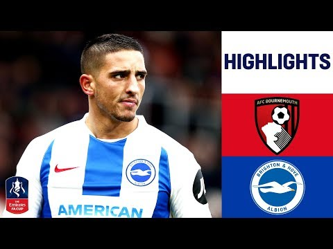 Bournemouth 1-3 Brighton   Brighton Capitalise on Bournemouth Errors!   Emirates FA Cup 18/19