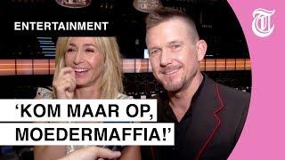 Wendy van Dijk tegen Johnny de Mol: 'Kijk uit, anders krijg je de moedermaffia over je heen'