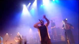 Che Sudaka - Alma Rebelde Live à Savigny-le-Temple 03-12-11 By Romguitare