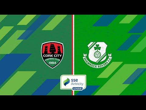 Premier Division GW11: Cork City 0-3 Shamrock Rovers