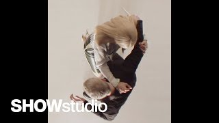 SHOWstudio:  Lara Stone / Nick Knight / Carine Roitfeld - Krav Maga Self Defense