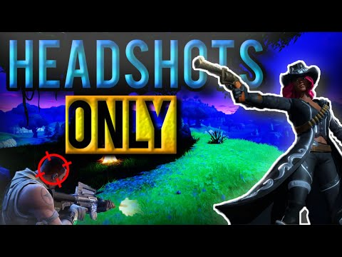 Headshots Only!