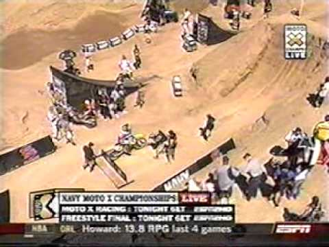 2008 Navy World Moto X Championships Step Up Qualifying and Finals Events