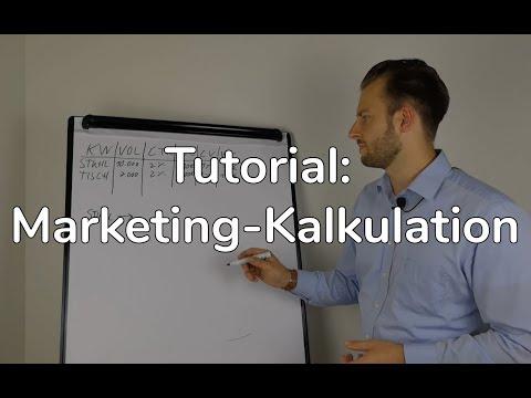 Tutorial: Marketing Kalkulation - so berechnest du deine Kampagne thumbnail