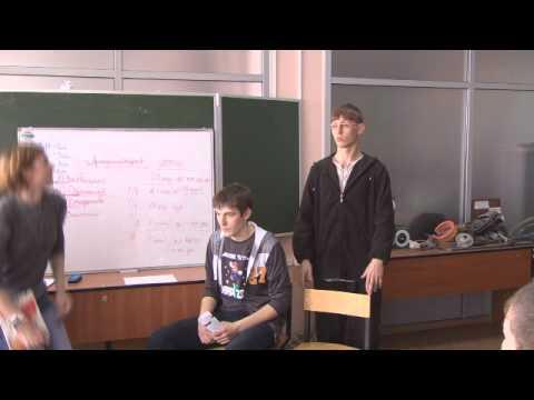 Проба Дебаты по теме Школьная форма.wmv