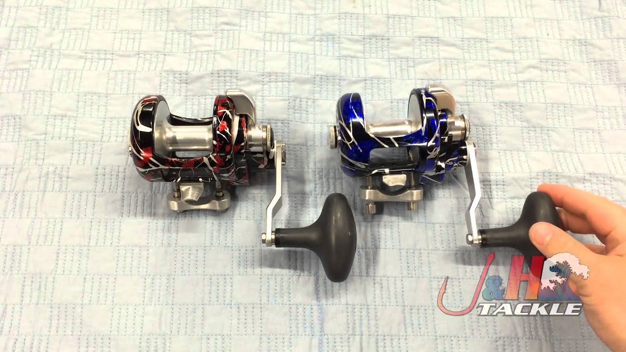 accurate 2014 accucolor blue and red fishing reels - youtube, Fishing Reels