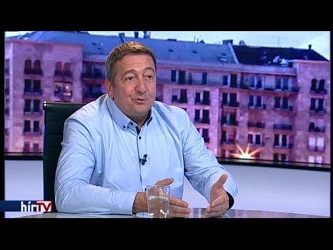 Bayer Zsolt: A Hír TV Magyarország első, igazi hírtelevíziója.