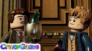 #Lego Fantastic Beasts and Where to Find Them Episode 1 - Accruing Interest