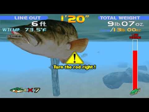 Sega Bass Fishing |