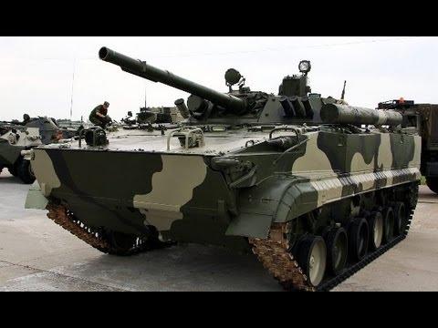 """Военная тайна: БМП-3 - """"Королева пехоты"""""""