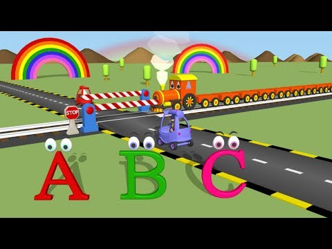 Alphabet Adventure  alphabets train song  abc Song  abcd song for kids  kidzku3drhymes