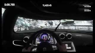 DRIVECLUB - SENTRALTIND / Koenigsegg Agera R World Record Lap