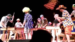 Hokoyo plays Ncuzu at Zimfest 2011