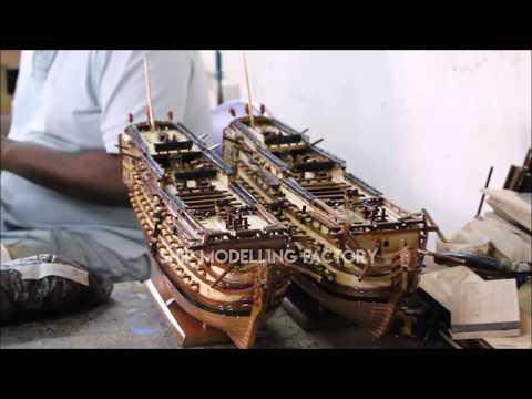Ship Modelling Factory - Mauritius