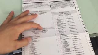 Time to Vote! California Primary - Vote for Bernie Sanders 2016