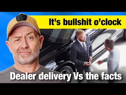 Does the dealer delivery charge include international shipping?   Auto Expert John Cadogan