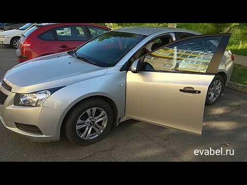 Chevrolet Cruze Eva коврики  Evabel.ru