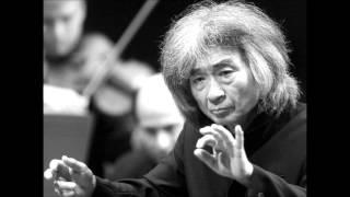Mahler: Symphony No. 9 Seiji Ozawa & B.S.O