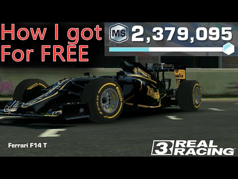 Real Racing 3 - How I Got 2 Milion M$ For Free ???