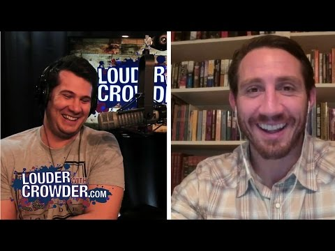Tim Kennedy on Hitler and Steroids  Louder With Crowder