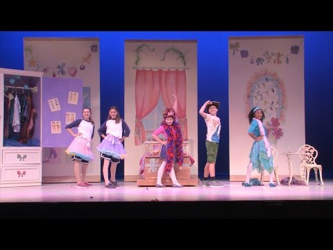 Fancy Nancy the Musical at Stages Theatre Company (30)