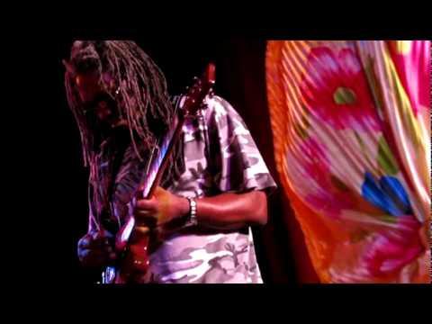 "DeWayne ""Blackbyrd"" McKnight, Maggot Brain, BB King Blues Club, NYC 7-11-10"