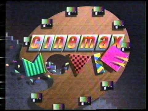Cinemax Intro - 1988