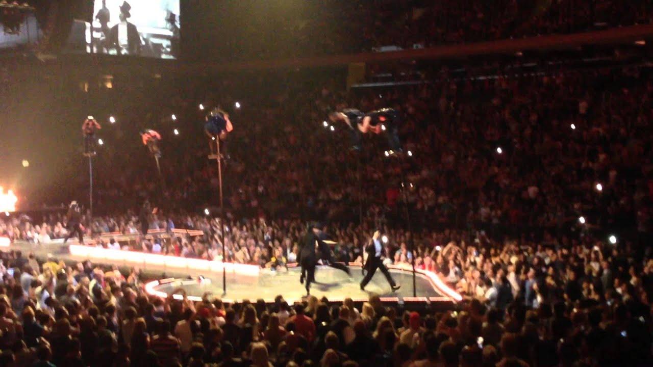 Madonna Rebel Heart Tour Madison Square Garden Sept 17 2015 Youtube
