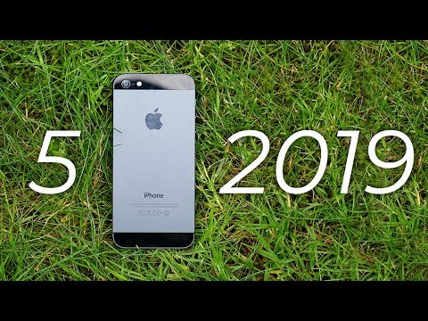 using-the-iphone-5-in-2019---review