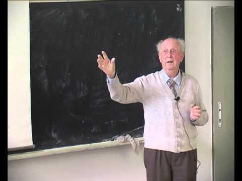 Ing. Zdeněk Buřival - přednáška Fyzika iontových polí
