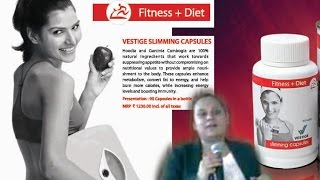 Weight Loss &  Fitness, Vestige Slimming Capsule -  Dosage